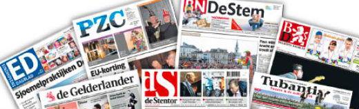 wegener kranten